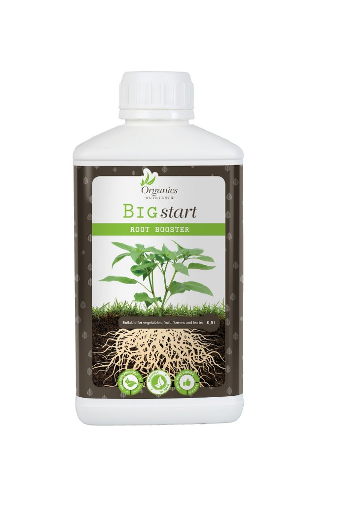 Organic Root booster Big start
