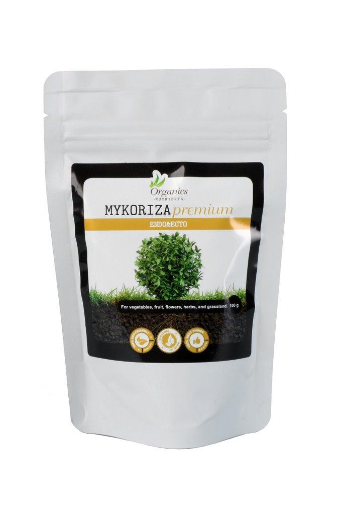 Mycorrhiza Endo & Ecto Mykoriza premium