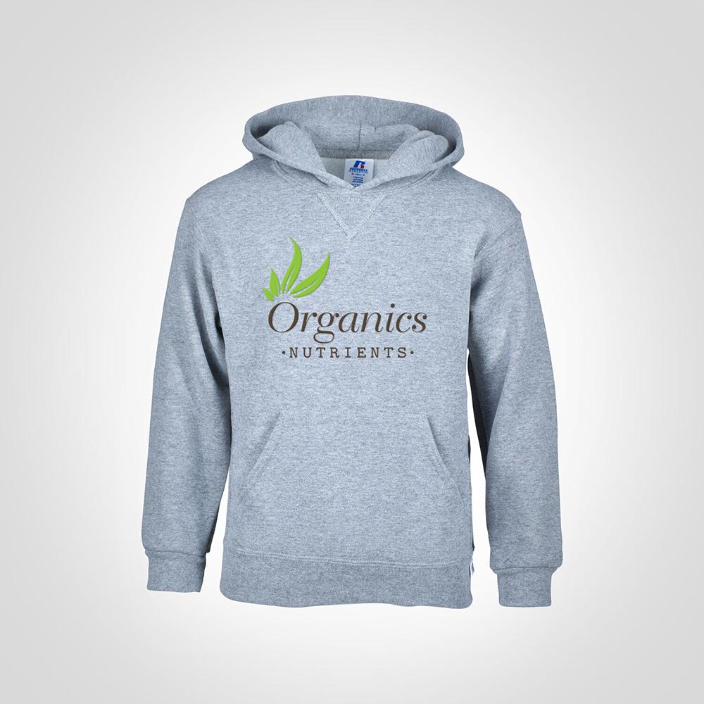 Top hoodie Organics Nutrients
