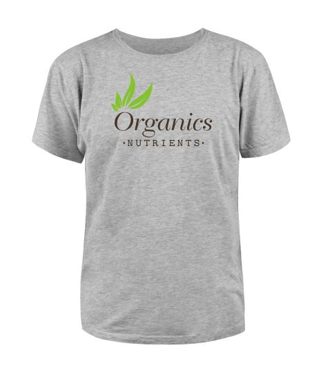 T-shirt Organics Nutrients