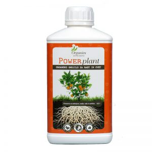 organics nutrients power plant 0 5l